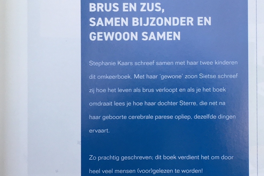 'Brus en zus' in Veine